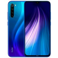 Xiaomi Redmi Note 8 4/128GB Blue/Синий Global Version
